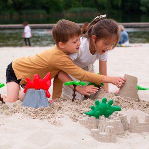 Zabawki do piasku